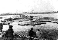 На финише первого «звездного» похода 1928 г.