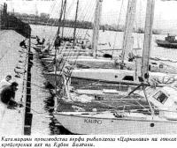 На гонках крейсерских яхт на Кубок Балтики