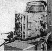 На испытательном ресурсном стенде «Нептун-30»