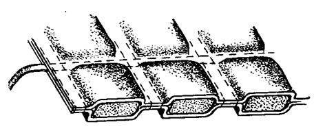 Нагрудник-циновка-сиденье
