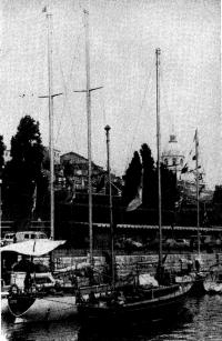 Наши яхты в Лиссабоне