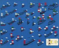 Навигационные огни морских судов