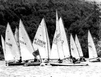 Небольшая флотилия «Лазеров»