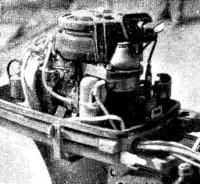 «Нептун-23М» с электрозапуском и электронной системой зажигания