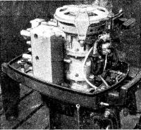 Новая модель популярного «Вихря» — «Вихрь-25» со снятым капотом