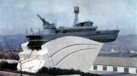 Новороссийск. Торпедный катер «341» на пьедестале славы