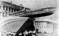 Новороссийск. Торпедный катер «341» — памятник героям-черноморцам