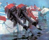 Новые подвесные моторы «Ветерок-15»