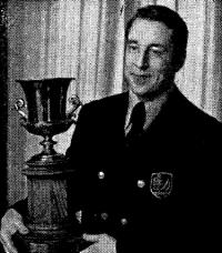 Новый чемпион мира — советский спортсмен Матти Куулман
