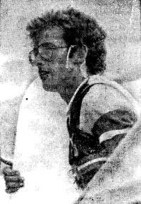Обладатель трех чемпионских титулов швейцарец Карл Мессмер