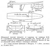 Обмерный чертеж корпуса