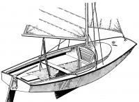 Общее устройство яхты «Каравелла»