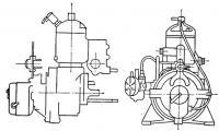 Общий вид двигателя «СМ-225Л»