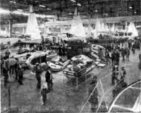 Общий вид экспозиции «Вене-77»