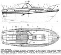 Общий вид катера «Гринда»