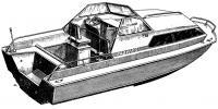 Общий вид лодки «Радуга-51»