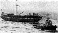 Один из старейших в мире кораблей «Фаудроант»