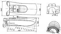 Один из вариантов лодки «Гейл»