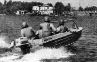 «Ока-4» с «Нептуном-23-электро» в гонке с полной нагрузкой