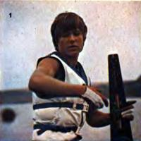 Ольга Губаренко — чемпионка в слаломе среди юниорок и среди взрослых