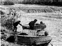 Перекат на реке Лиелупе