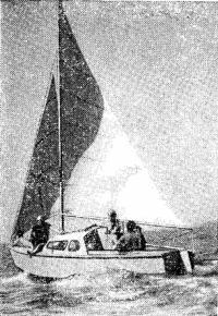 Первый выход в море на «Малыше»