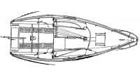 План палубы «Цефея»