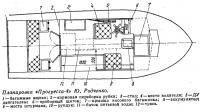 Планировка «Прогресса-4» Ю. Родченко
