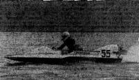 Победитель в классе ОВ-350 м. с. м. к. В. Матулявичус