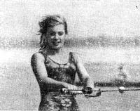 Победительница Мемориала Ю. Гагарина в фигурном катании М. Чересова