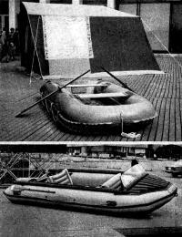 Польские надувные лодки