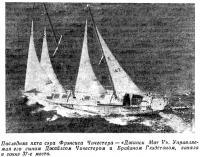 Последняя яхта сэра Фрэнсиса Чичестера — «Джипси Мот V»