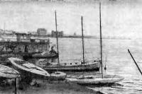 Причал яхт-клуба «Водник»