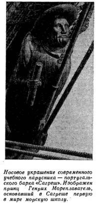Принц Генрих Мореплаватель, основавший в Сагреше первую в мире морскую школу