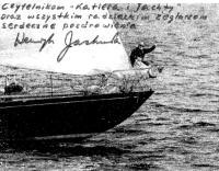 Приветствие капитана Яскулы читателям сборника