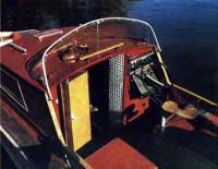 Пульт управления катера «Арс»