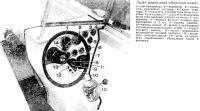 Пульт управления «Морского ножа»