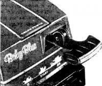 Пусковое устройство парусных моделей