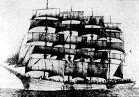 Пятимачтовый барк «Франс-II»