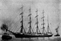 Пятимачтовый барк «Копенгаген»