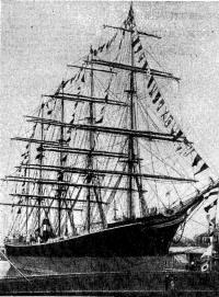 Пятимачтовый барк «Р. Ц. Рикмерс»