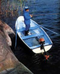 Рабак на лодке «Пелла»