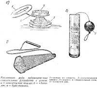 Различного рода забрасываемые спасательные устройства с линем