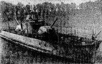 Речной бронекатер типа «1124»