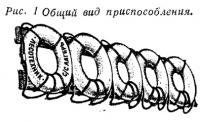 Рис. 1. Общий вид приспособления