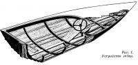 Рис. 1. Устройство лодки