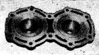 Рис. 5. Блок головок двигателя «Вихрь-30»