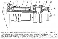 Рис. 8. Усиление подшипникового узла выходного вала коробки «ГАЗ-21»