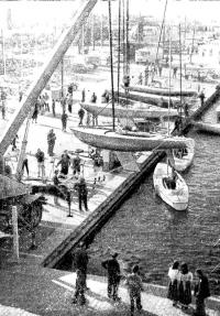«Салинги» готовятся к выходу в море