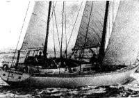 Самая большая из яхт 24,4-метровый алюминиевый кеч «Бартон Каттер»
